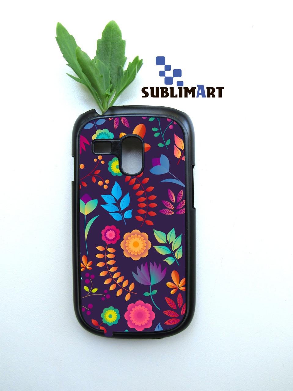 Печать на чехле Galaxy S3 mini