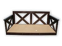 Кровать качели, ліжко гойдалка, фото 1