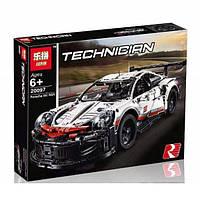 "Конструктор Lepin 20097 ""Porsche 911 RSR"" (аналог Lego Technic 42096), 1770 дет, фото 1"