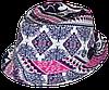 Шляпа челентанка х/б слоники