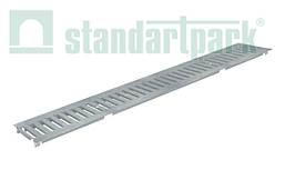 Решетка водоприемная 10.13,6.100-К стальная штампованная