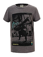 Футболка подростковая короткий рукав для мальчиков. ТМ Glo-story Венгрия рост 134-164