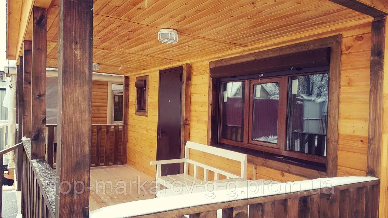 Дачный домик Паркано