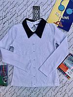 Школьная блузка для девочек от 8 до 14 лет., фото 1