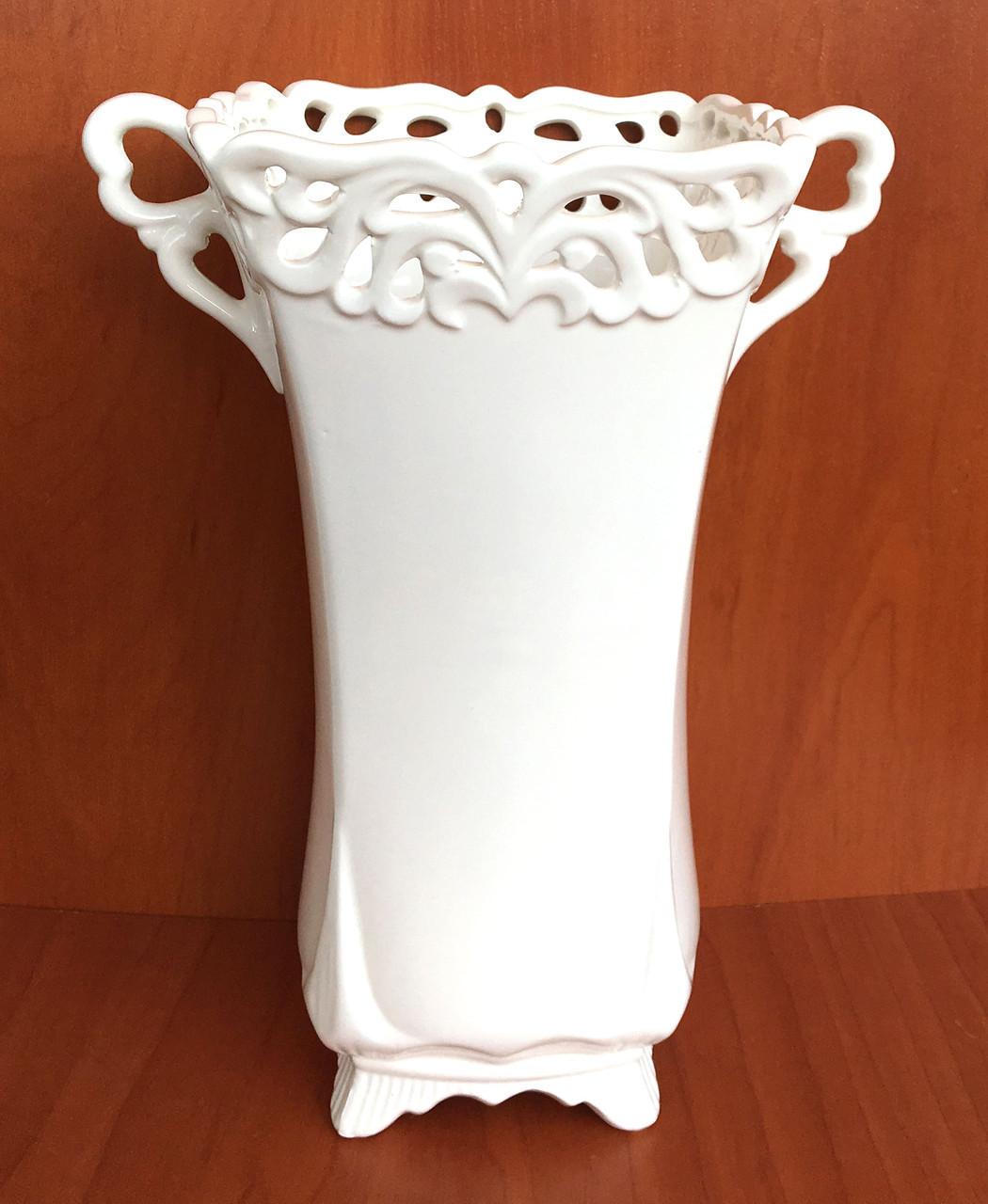Керамічна ваза 23.5 х 12.5 см