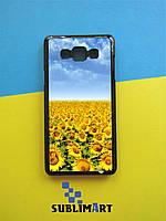 Печать на чехле Samsung Galaxy A7