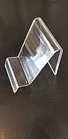 Подставка под телефоны, мобильные аксессуары (акрил) ширина 5,5 см, высота 7 см, фото 1