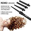 Плойка  4 в 1 стайлер для волос Kemei Km-4083, фото 2