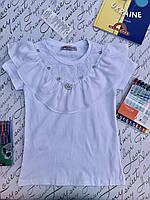 Школьная блузка для девочек от 6 до 14 лет., фото 1