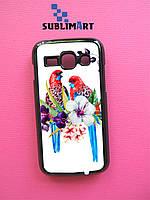 Печать на чехле Samsung galaxy Ace 3