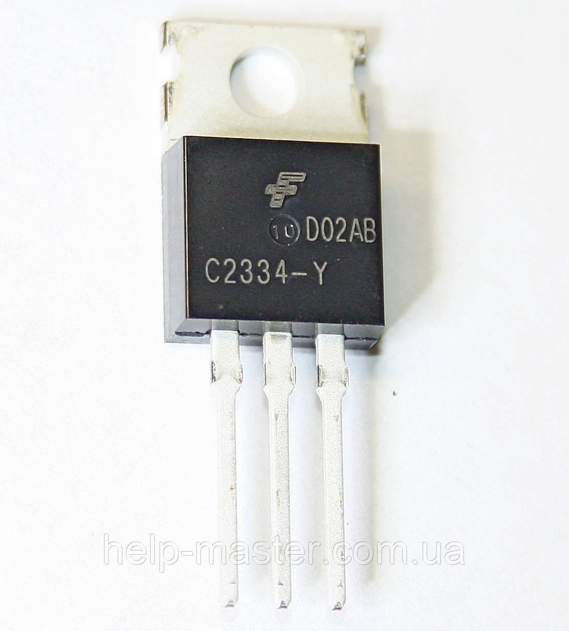 Транзистор KSC2334 (TO-220)
