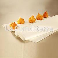 Бумага для выпечки силиконизированная белая (40x60 см), в упаковке 500 листов