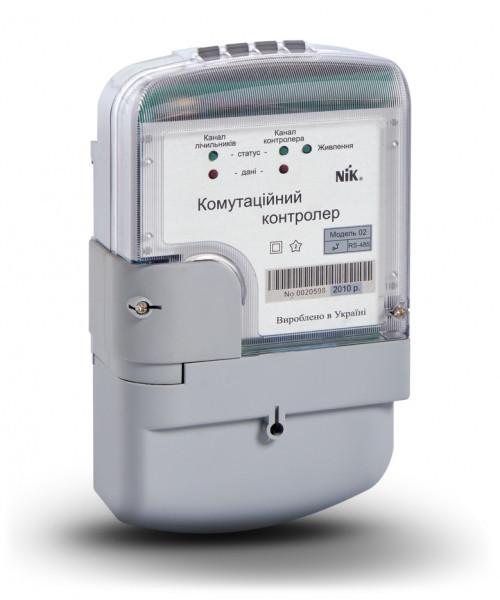 Комутаційний контролер КК-01-10, PLC-модуль