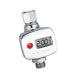 Регулятор давления воздуха цифровой для краскопульта  ITALCO FR7