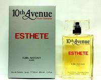 Мужская туалетная вода 10 av.esthete new 100 ml