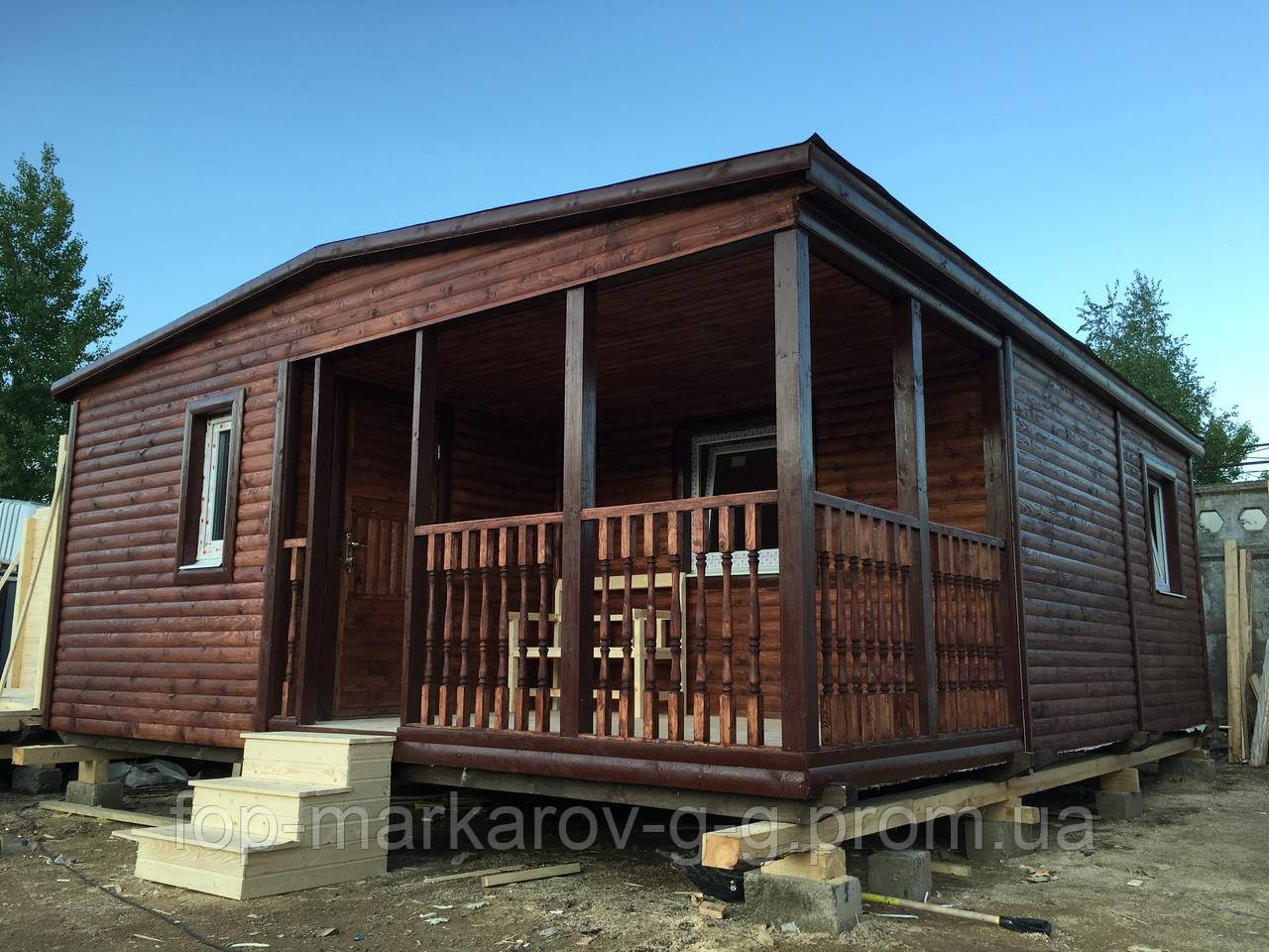 Дачный домик Бристоль2