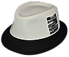 Шляпа челентанка шеврон домотканка