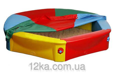 Детская песочница Vipkris накритие и дно, 10000, фото 2