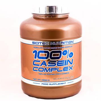 100% Casein Complex (2,35 kg) Scitec Nutrition