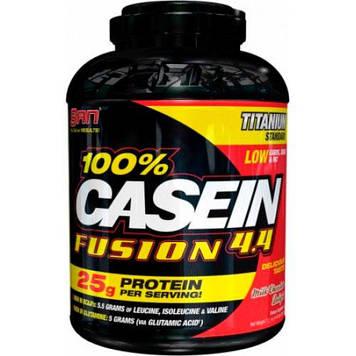 Протеин Казеин Casein Fusion (1 kg) 100% SAN