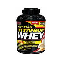 100% Pure Titanium Whey (2,25 kg) SAN