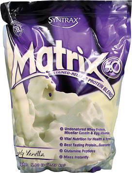 Протеин Matrix (2,3 kg) комплексный Syntrax
