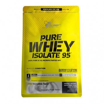 Протеин Изолят Pure Whey Isolate 95 (600 g) OLIMP