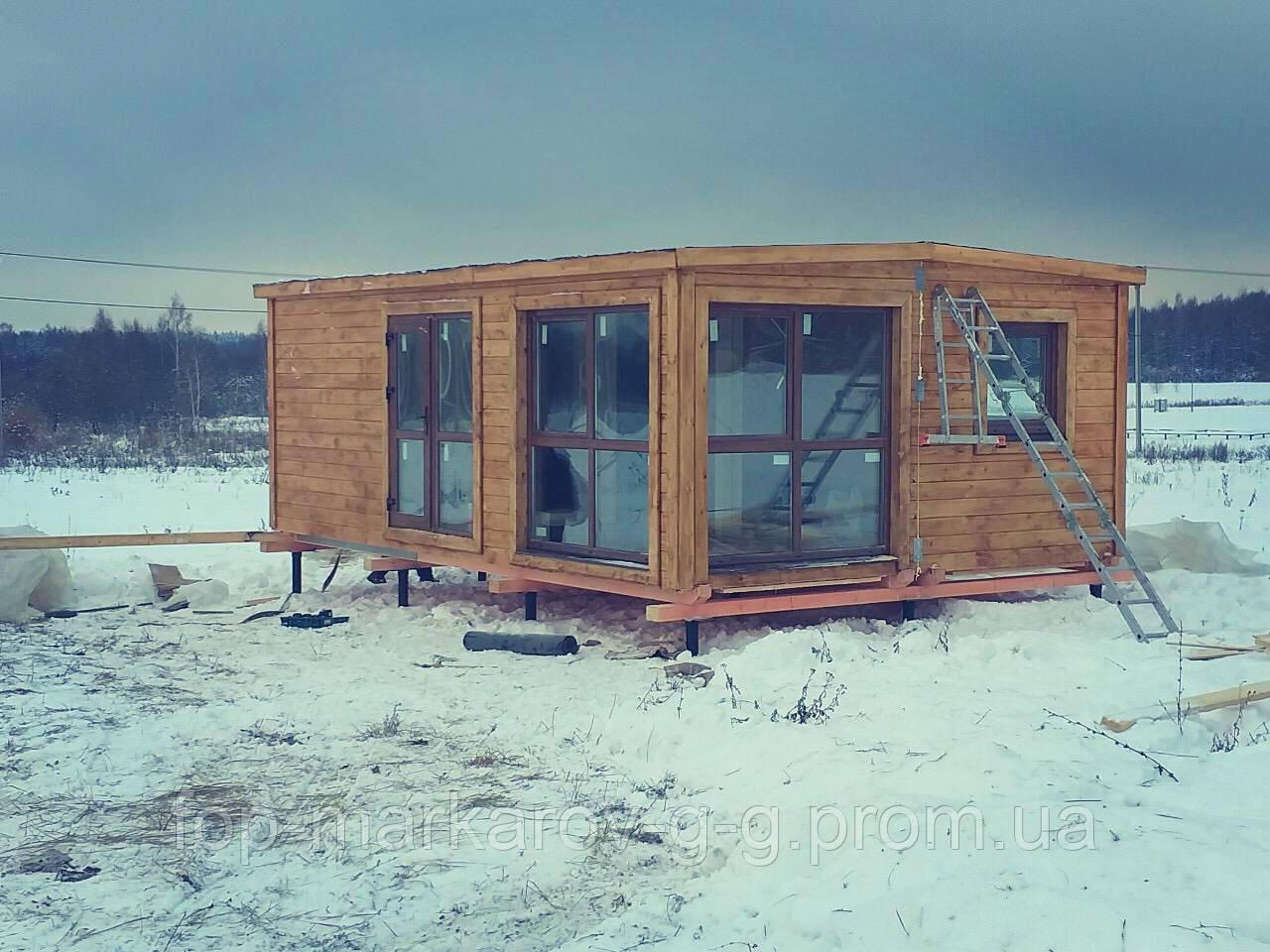 Дачный домик Панорамика2