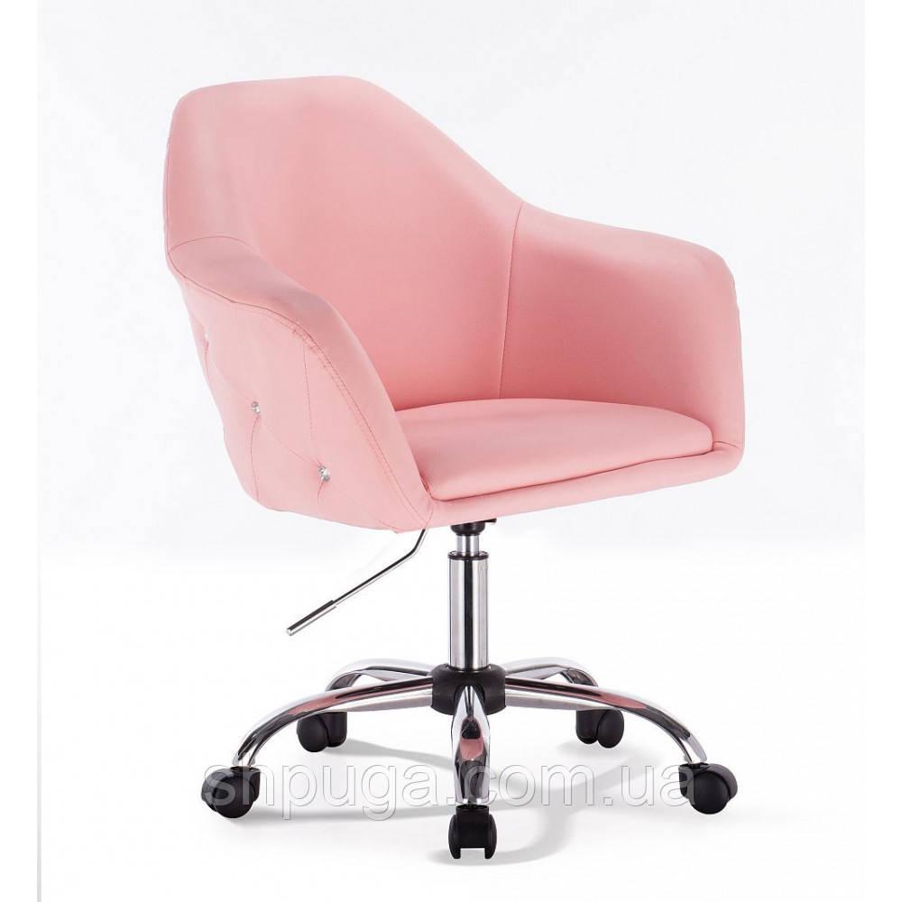 Косметическое кресло HC547k розовое
