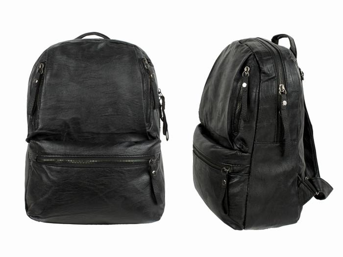 Рюкзак для города женский из кожзама