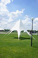Тент шатер для сада
