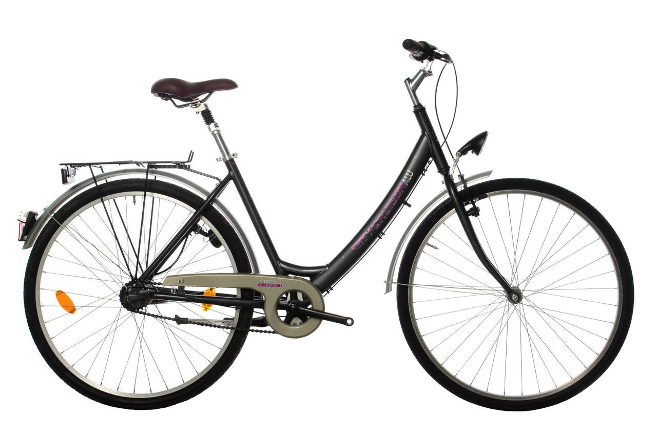 Велосипед City Cruiser 28 Dark-Grey из Германии СКИДКА!