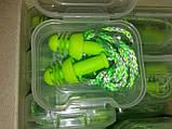 Протишумові вкладиші Беруші UVEX whisper зі шнурком багаторазові, фото 2