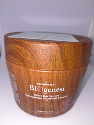Маска для фарбованого волосся з екстрактом ромашки Kleral System Biogenesi Camellia Luxury Mask 250 мл