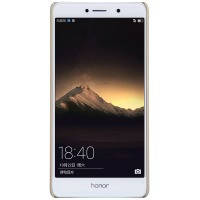 Чехол для сматф. NILLKIN Huawei Honor 6X/GR5 (2017) - Frosted Shield (Золотистый)