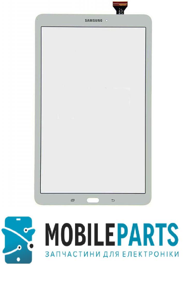 Сенсор (Тачскрин) для планшета Samsung T560 Galaxy Tab E 9.6  T561   T567 Galaxy Tab E (Белый) Оригинал Китай