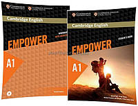 Английский язык / Empower / Student's+Workbook. Учебник+Тетрадь (комплект), A1 / Cambridge