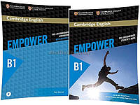 Английский язык / Empower / Student's+Workbook. Учебник+Тетрадь (комплект), B1 / Cambridge