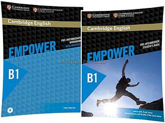 Английский язык / Empower / Student's+Workbook. Учебник+Тетрадь (комплект), B1 / Cambridge