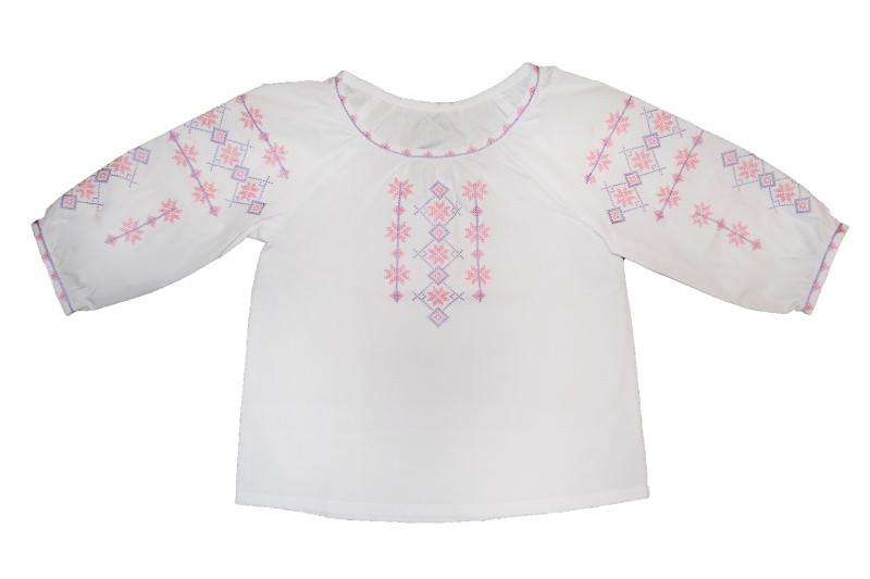 Вышиванка детская для девочки Д012-1111, фото 1