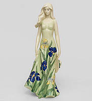 """Фарфоровая статуэтка """"Леди Ирис"""" (Pavone) JP-625/ 6"""