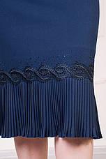"""Женская юбка """"Клара"""" размеры 48-62, фото 2"""
