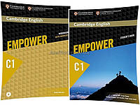Английский язык / Empower / Student's+Workbook. Учебник+Тетрадь (комплект), C1 / Cambridge
