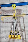 Строп цепной 3СЦ трехветвевой от 1 до 32 тонны, длина от 1 до 10 метров, фото 2