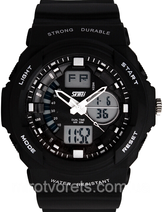 Часы тактические  с солнечной панелью SKMEI 0955