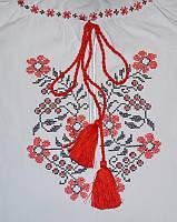 Вышиванка детская для девочки Д032-112, фото 1
