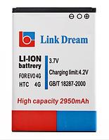 Усиленный аккумулятор  HTC EVO 4G Link Dream