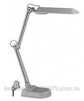 Светильник настольный MAGNUM NL011 G23 11Вт серебристый