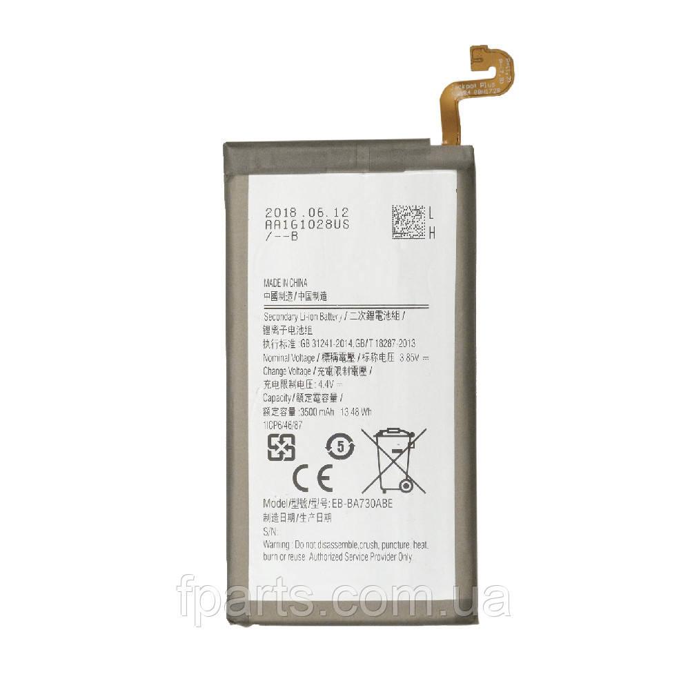 Аккумулятор EB-BA730ABE для Samsung A730 Galaxy A8 Plus 2018