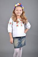 Вышиванка детская для девочки Д022-117, фото 1
